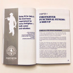 Firefighter Functional Fitness Paperback Book
