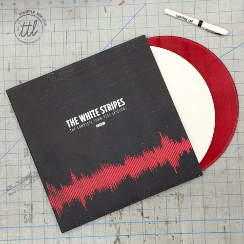 The White Stripes: The Complete John Peel Sessions (colour vinyl 2LP