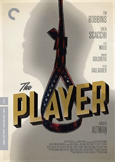 The Player (Criterion region 1 2DVD)