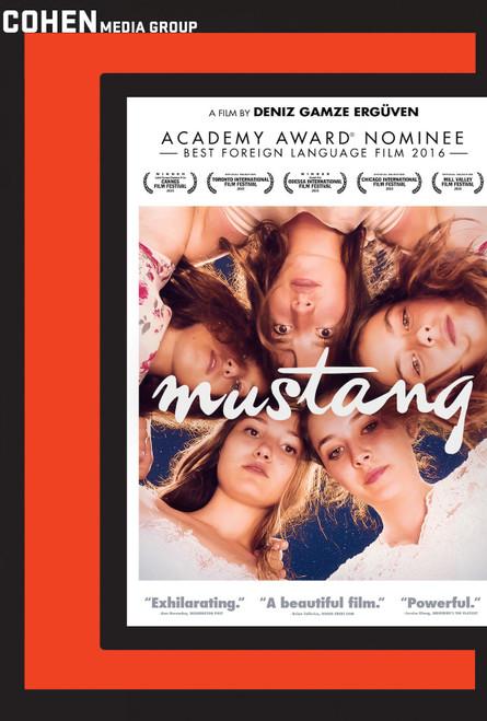 Mustang (USA region 1 DVD)