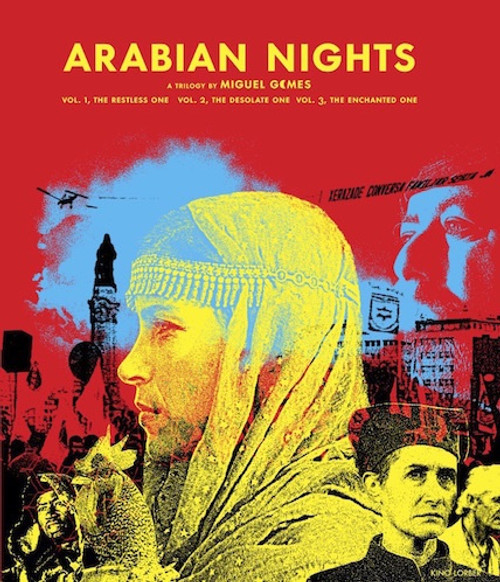 Arabian Nights (region 1 3DVD set)