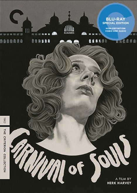 Carnival of Souls (Criterion region A blu-ray)