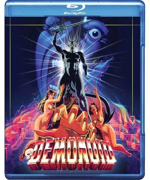Demonoid (region-free blu-ray/DVD combo)