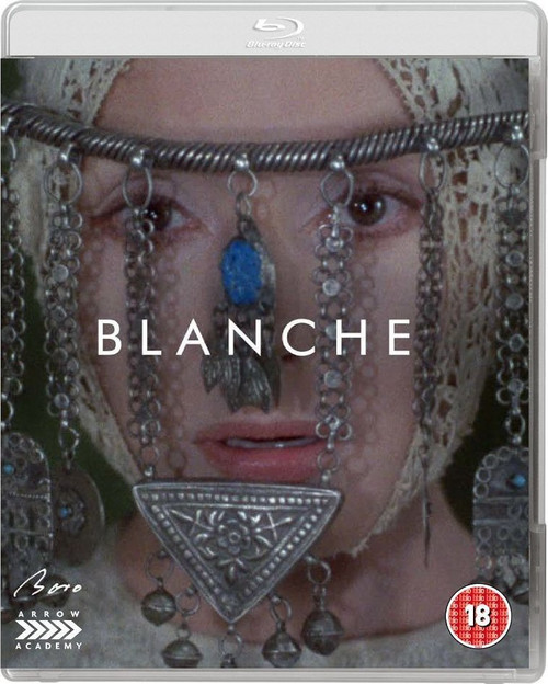 Blanche (region B/2 Blu-ray/DVD)