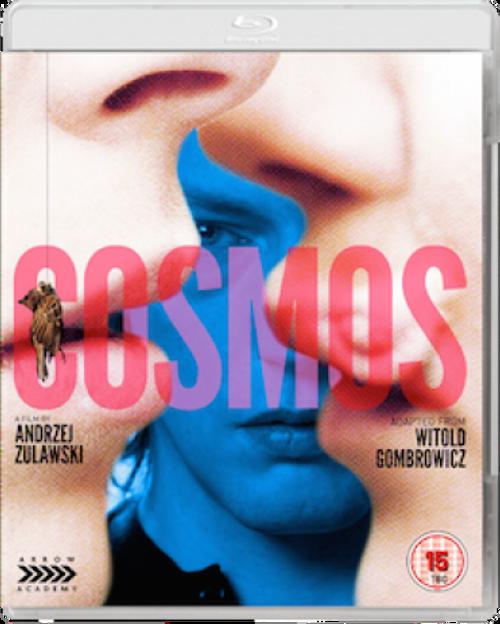Cosmos (region B blu-ray)