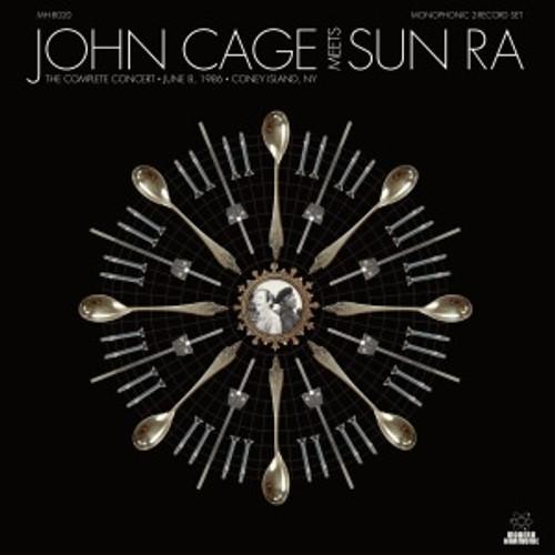 John Cage Meets Sun Ra (vinyl 2LP)