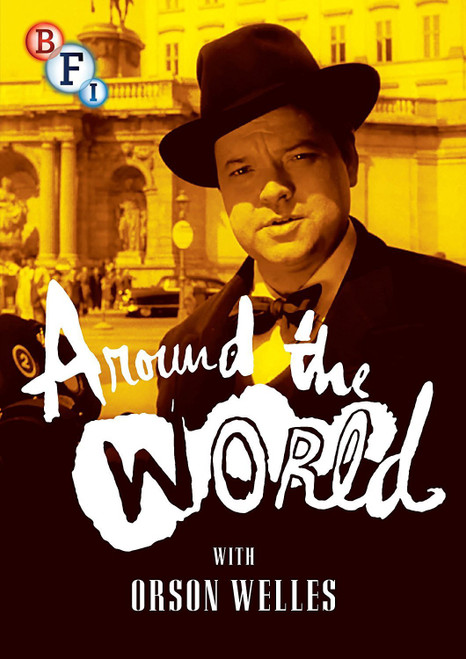 Around the World with Orson Welles (region2 2DVD)