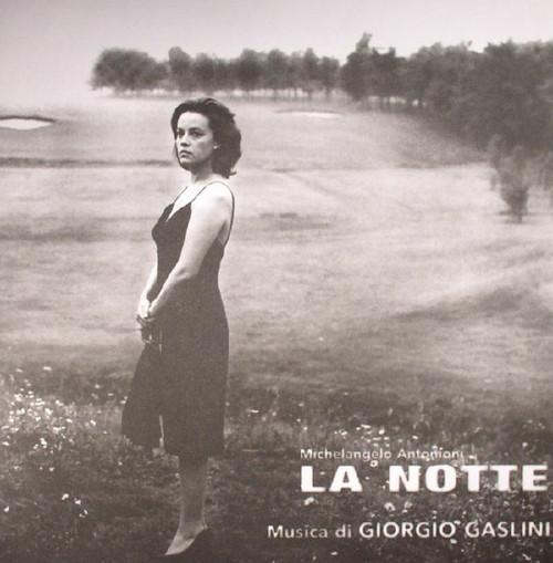 La Notte (vinyl soundtrack LP)