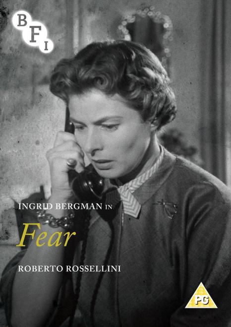 Fear (region 2 DVD)