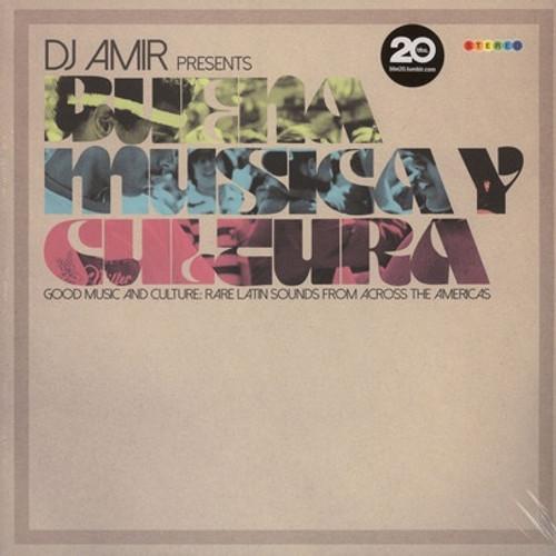 DJ Amir presents: Buena Musica Y Cultura (vinyl 2LP)