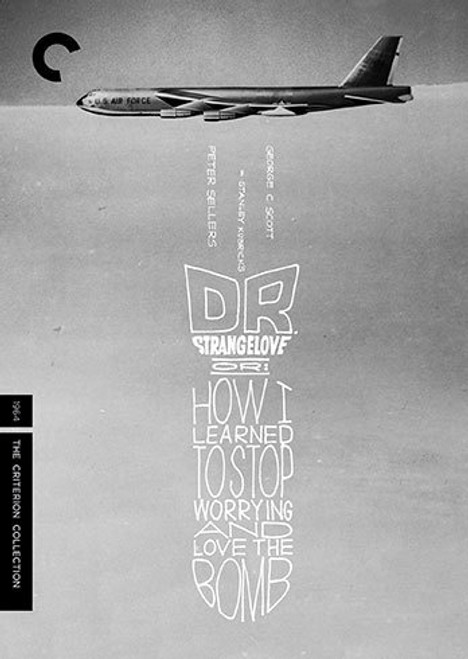 Dr Strangelove Or: How I Learned to Stop Worrying and Love The Bomb (Criterion region 1 2DVD)