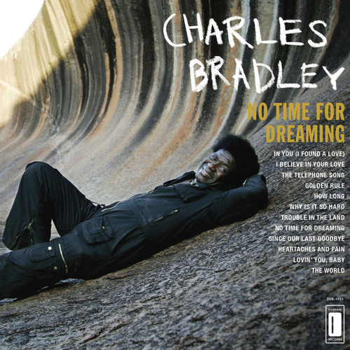 No Time for Dreaming (vinyl LP)