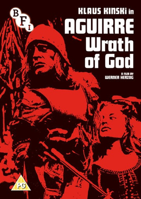 Aguirre Wrath of God (region 2 DVD)