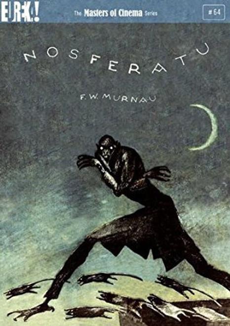 Nosferatu (region 2 DVD)