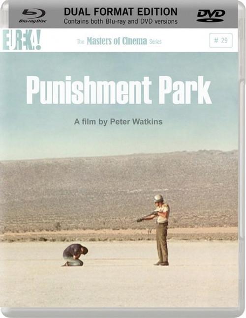 Punishment Park (region B/2 blu-ray/DVD combo)