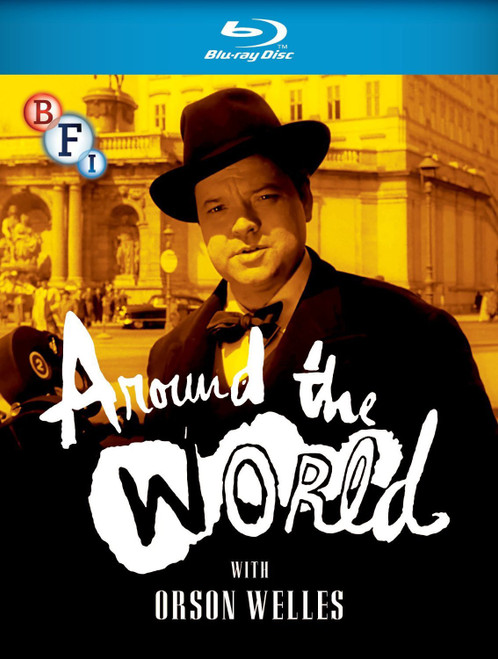 Around the World with Orson Welles (region B blu-ray)