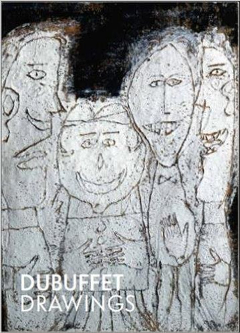 Dubuffet Drawings (hardcover edition)