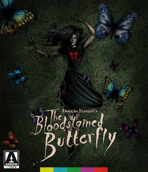 The Bloodstained Butterfly (region A/1 blu-ray/DVD)