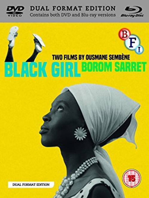 Black Girl Borom Sarret (DVD / Blu-ray Combo)