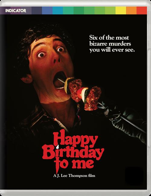 Happy Birthday to Me (blu-ray / DVD combo set)