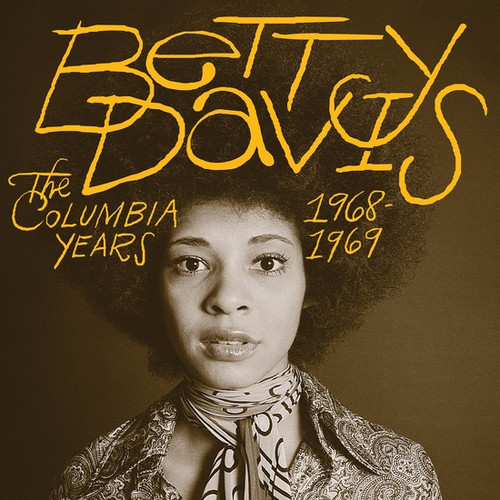 Betty Davis: The Columbia Years 1968-1969 (vinyl LP)