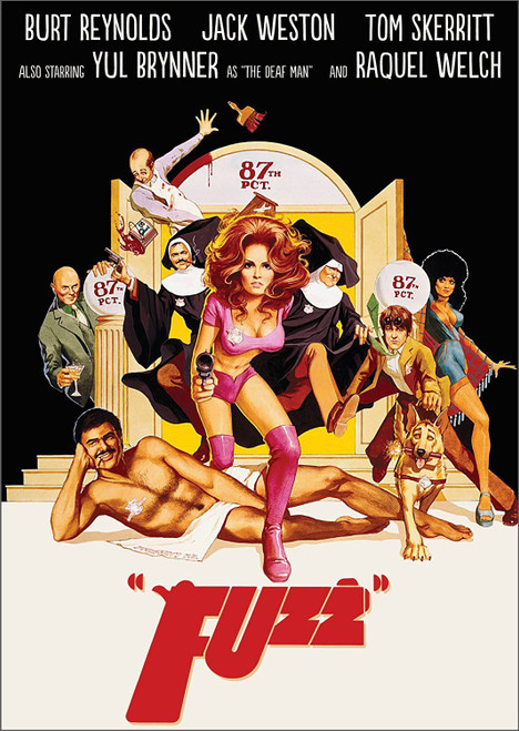 Fuzz (region 1, DVD)