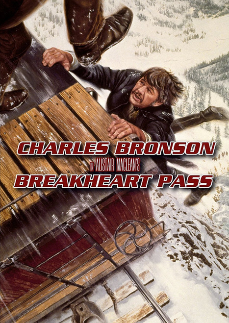 Breakheart Pass (region 1, DVD)