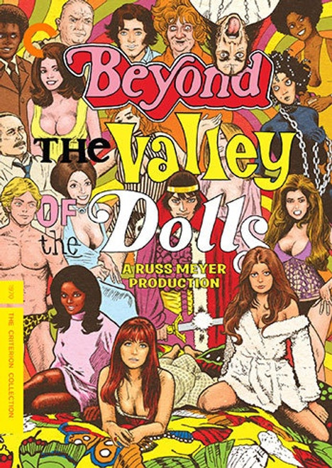 Beyond the Valley of the Dolls (Criterion region 1 2DVD)