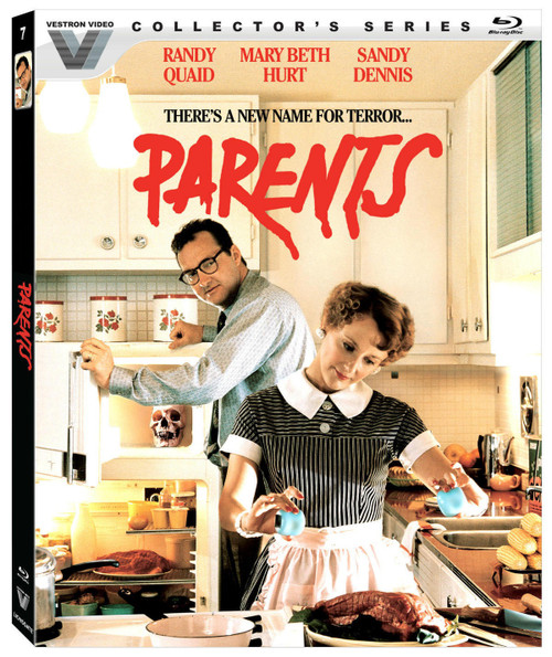 Parents (region-A limited edition blu-ray)