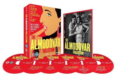 The Almodovar Collection (region-B blu-ray box set)