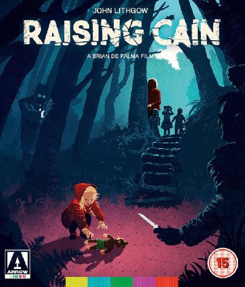 Raising Cain (region-B/2 2blu-ray/DVD edition)