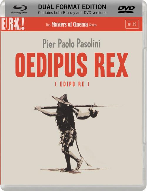 Oedipus Rex (region-B/2 blu-ray/DVD set)