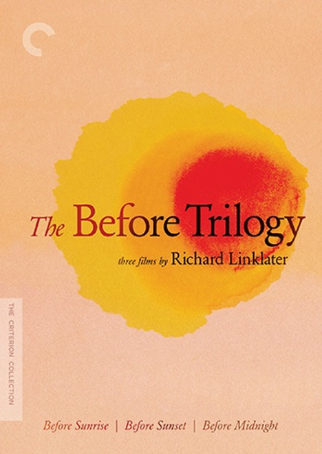 The Before Trilogy (Criterion region-1 3DVD box set)