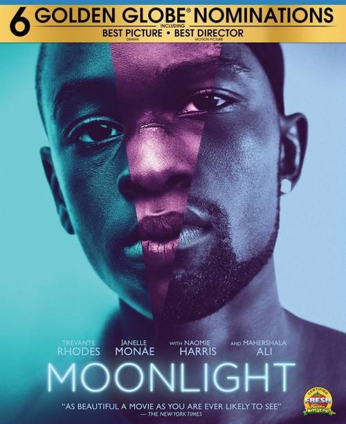 Moonlight (region-1 DVD)