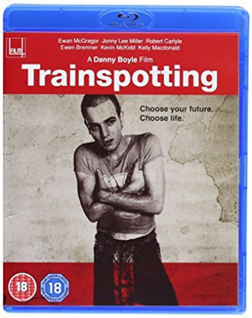 Trainspotting (region-B blu-ray)