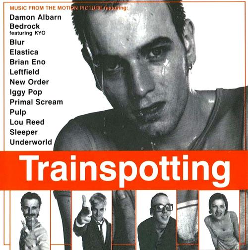 Trainspotting (original s/t orange vinyl 2LP)