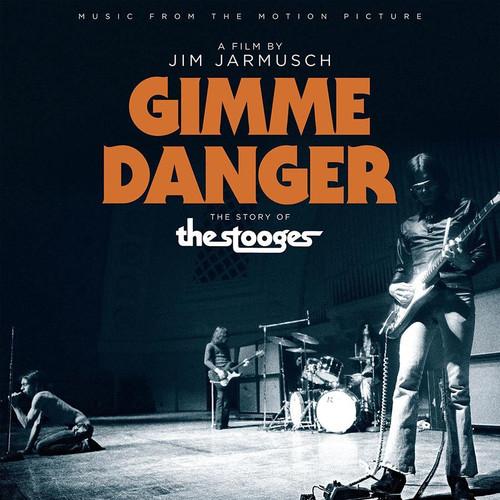 Gimme Danger (vinyl LP soundtrack)