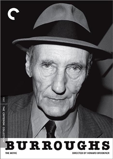 Burroughs: The Movie (Criterion region 1 2DVD)