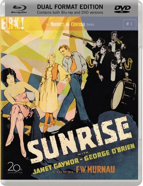 Sunrise (region B/2 Blu-ray/DVD)