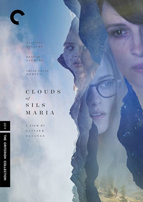 Clouds of Sils Maria (Criterion region-1 2DVD)