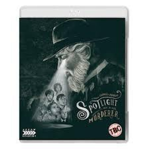 Spotlight on a Murderer (region-B /2 blu-ray/DVD)