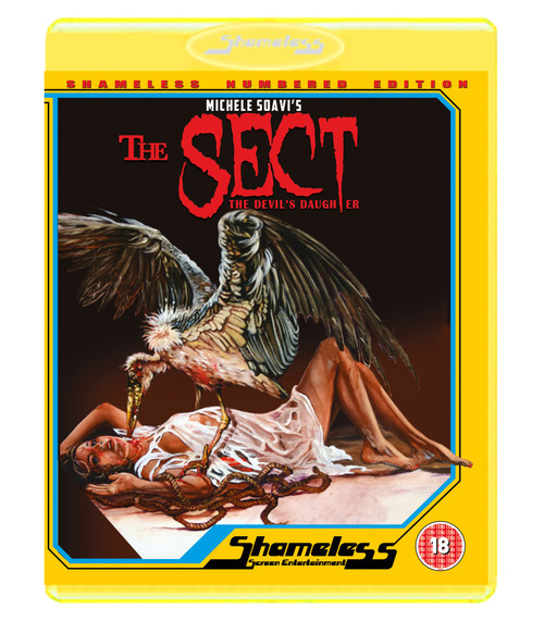 The Sect (all-region blu-ray)