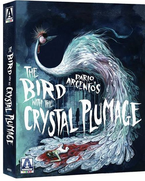 The Bird with the Crystal Plumage (limited edition region-B/2 blu-ray/DVD)