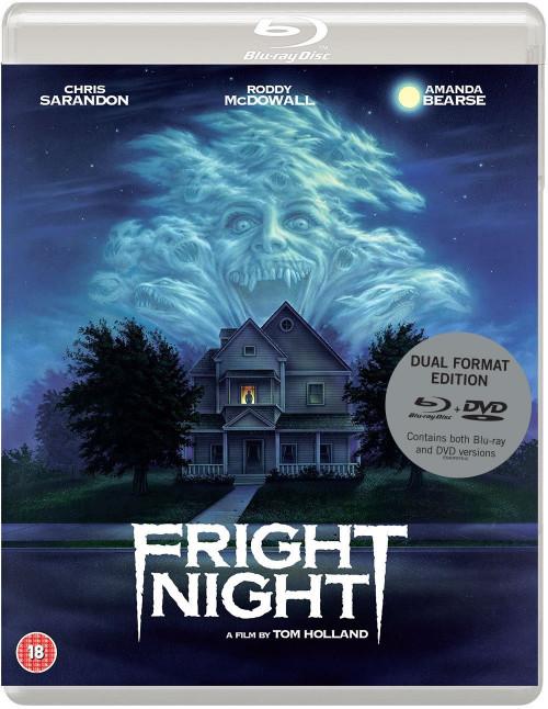 Fright Night (all-region blu-ray/DVD)