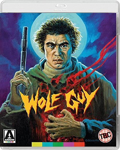 Wolf Guy (region-A/1 blu-ray/DVD)