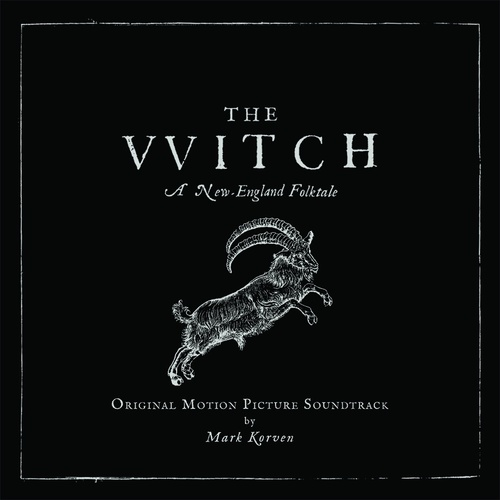The Witch (soundtrack vinyl LP)