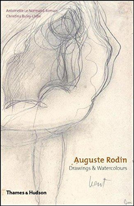 Auguste Rodin: Drawings and Watercolors (hardback edition)