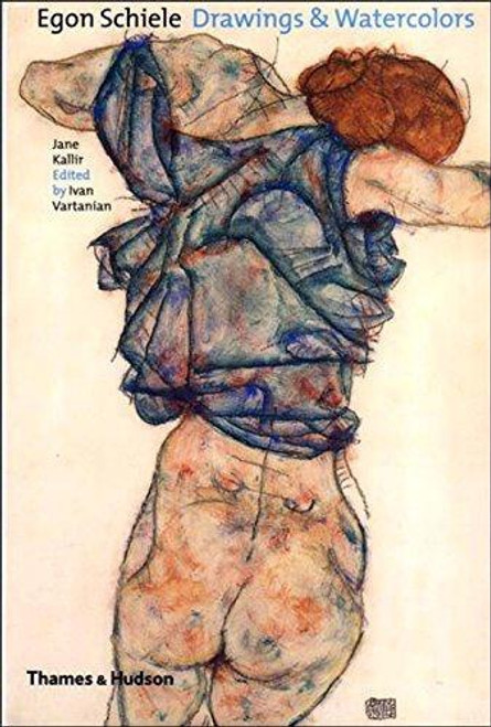 Egon Schiele: Drawings and Watercolours (hardback edition)
