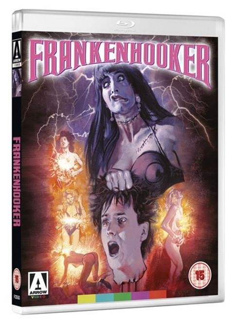 Frankenhooker (region-free blu-ray)