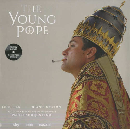 The Young Pope (limited edition vinyl 2LP soundtrack)